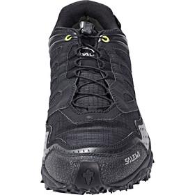 Salewa M's Ultra Train GTX Shoes Black/Swing Green